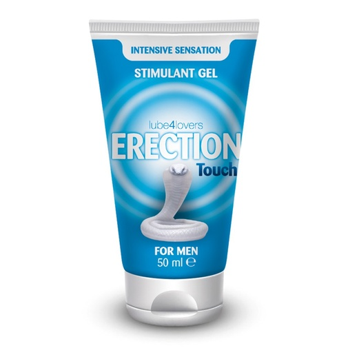 Gél na podporu erekcie Erection Touch 50 ml