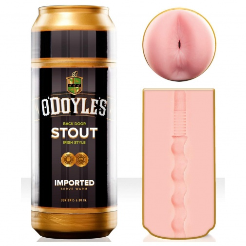 Fleshlight Sex in a can - Odoyles stout