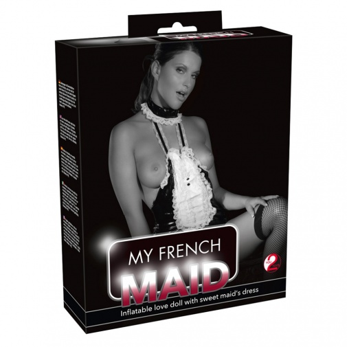 My French Maid - panna chyžná
