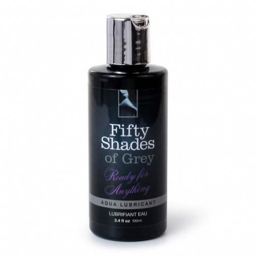 Fifty Shades Of Grey - Ready for Anything lubrikant 100 ml