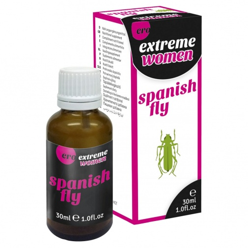 Extreme Women španielske mušky Strong 30 ml