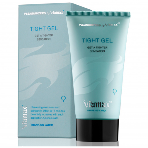 50 ml zužujúci gél na klitoris Viamax Tight gel