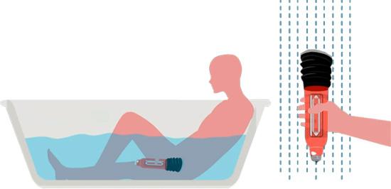 Ako používat Hydromax a Bathmate - krok 5