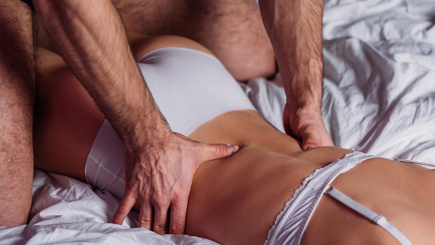 Erotická masáž celého tela