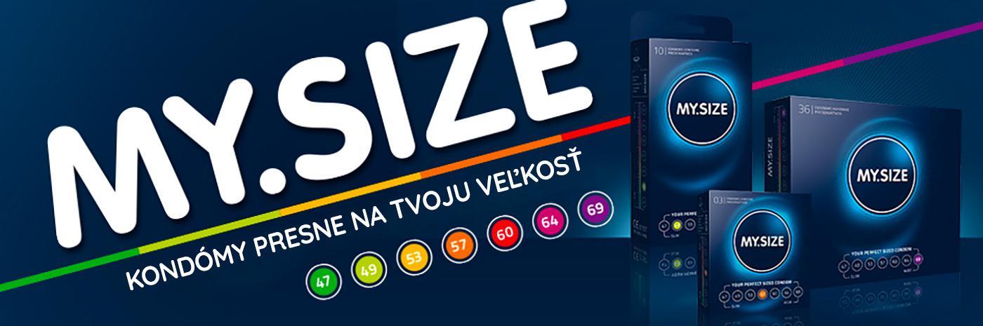 Kondómy My.Size