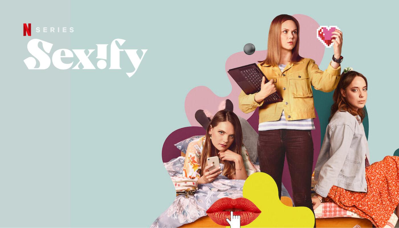 Sexify - seriál, ktorý búra mýtus
